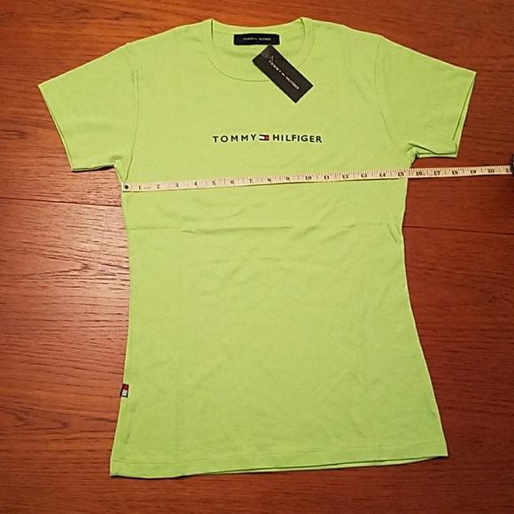 66e9cc77 Tommy Hilfiger Tops | Woman Tshirt | Poshmark